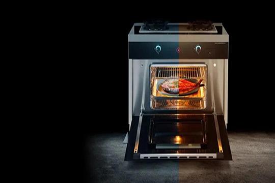 厨电产品,森哥集成灶A9SZK开启厨房智能新时代