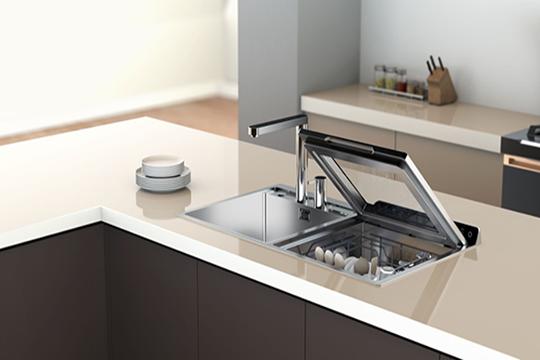 火星人洗碗机是什么,U6水槽洗碗机好不好?