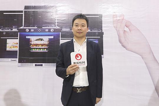 佳歌营销总经理黄忠海:品牌、营销、渠道全方位战略布局 持续强化品牌影响力
