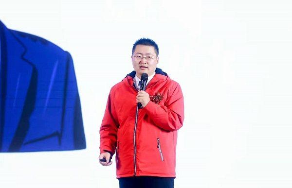 营销总监张旺先生