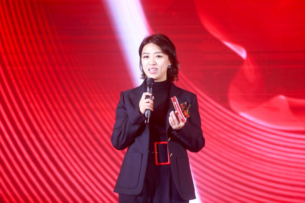 科大集团董事长陈立坪女士