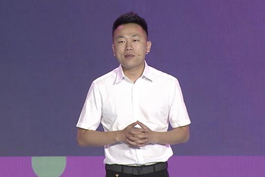"""亿田孙吉重磅发声世界人工智能大会 10分钟演讲见证""""中国厨电升级""""亿田模式"""