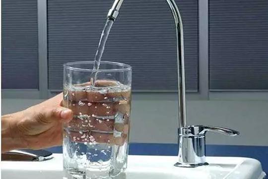 普森:灾后重建,水质安全第一位!
