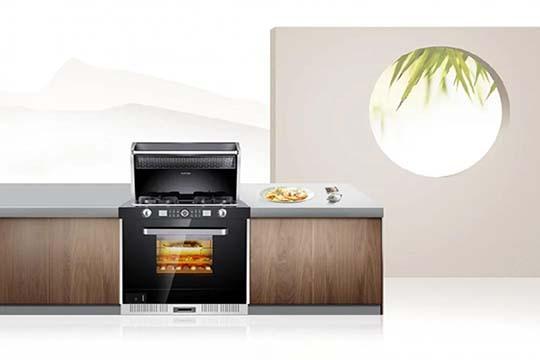 厨房装修集成灶,就选博净分体式集成灶