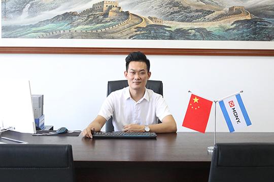 莫尼副总经理钱长旭:产品是基础 并持续加大品牌投入