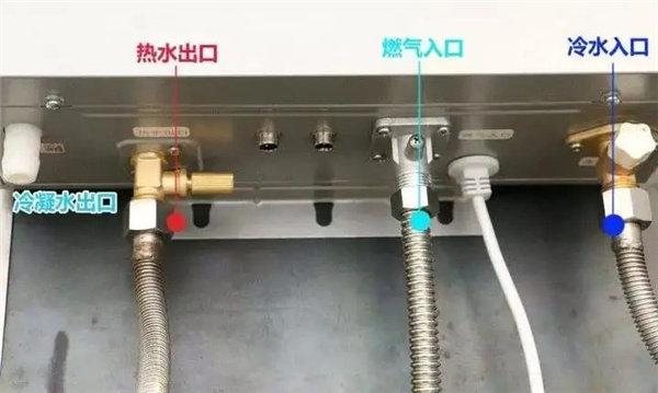 热水器排水方法