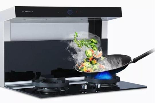 博净分体式集成灶为营造健康厨房保驾护航