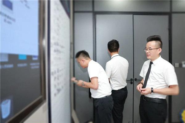 各大区经理、事业部门相关负责人