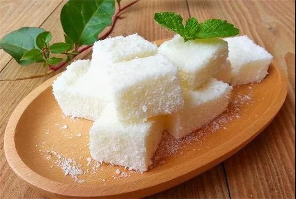 【科田大食汇】椰蓉鲜奶冻!利用剩余食材也能做出一番风味