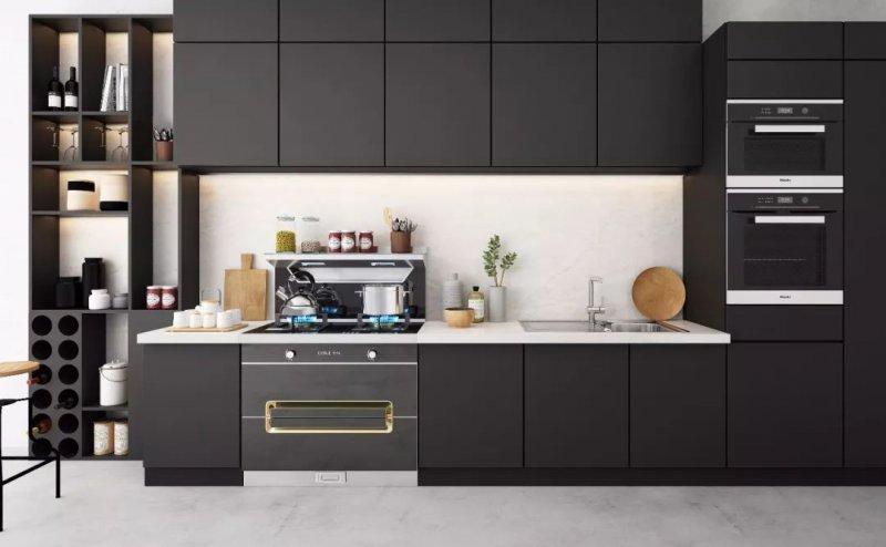 消费升级,品味升级,集成灶产品正慢慢改变着我们的厨房