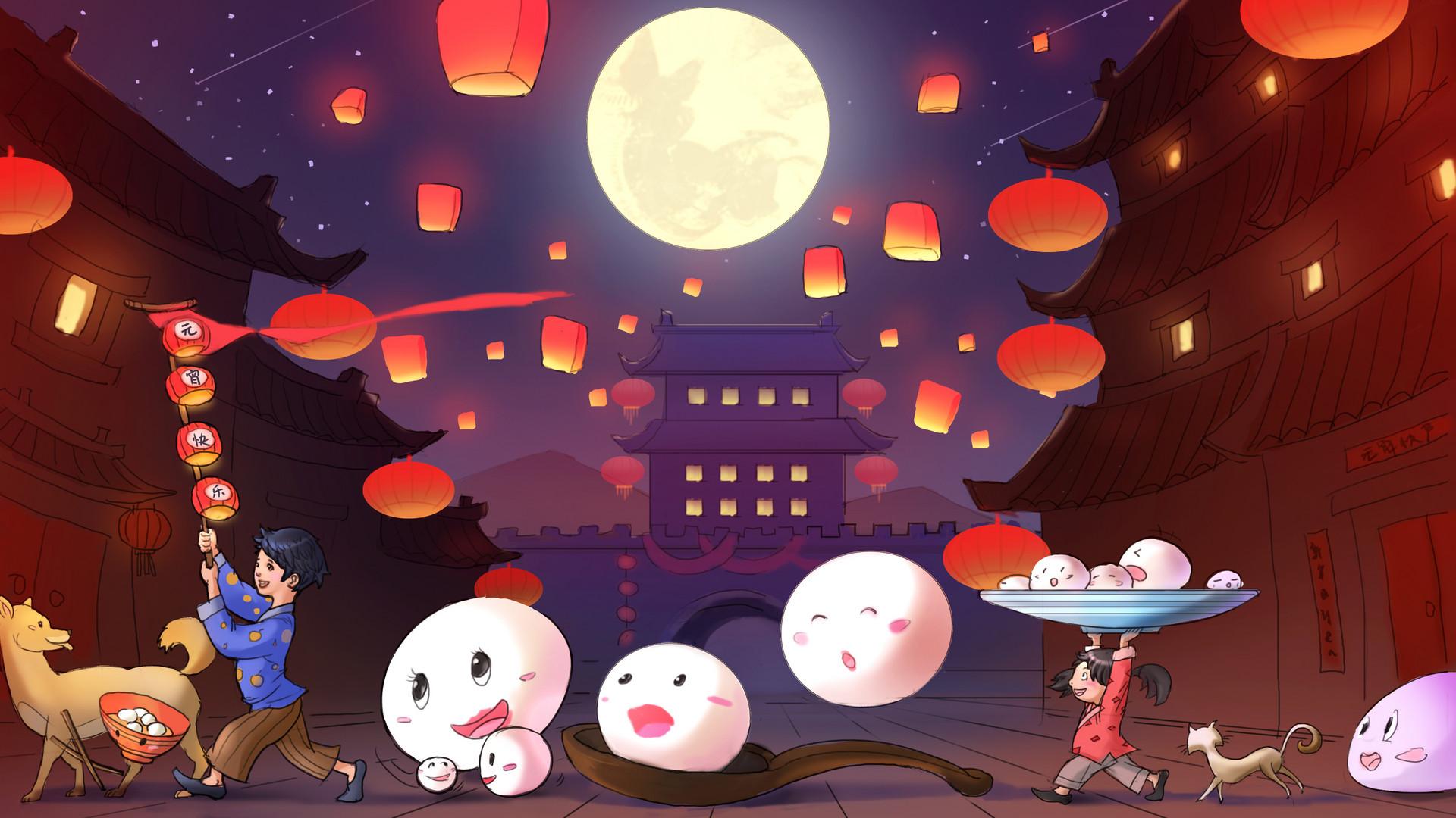 亿田集成灶丨如果元宵节不吃元宵,还能吃点啥?