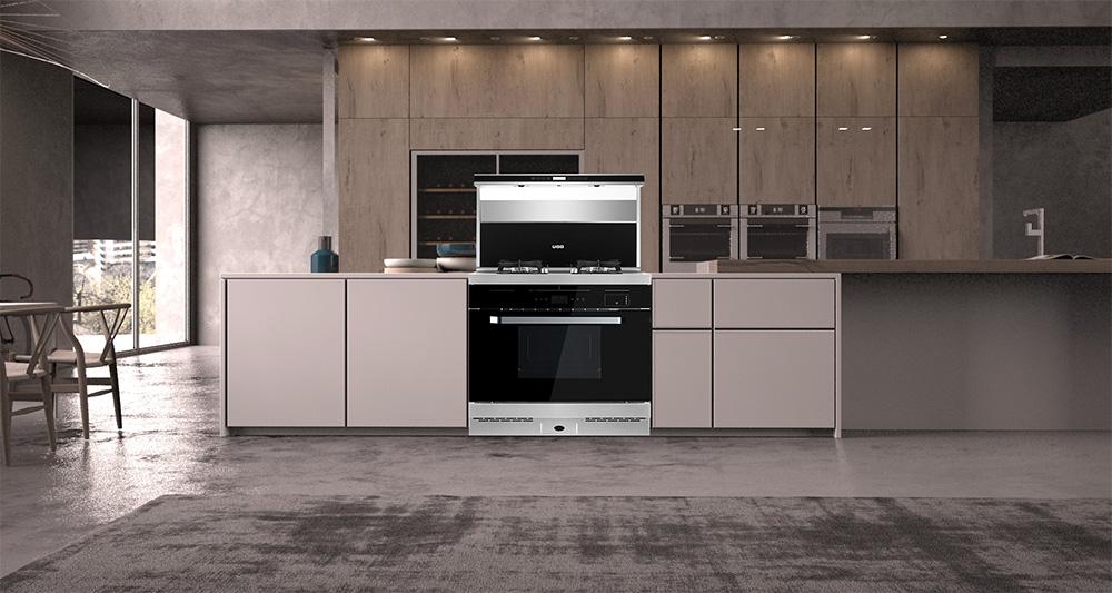 优格集成灶:过年了,你家的厨房该焕新啦!