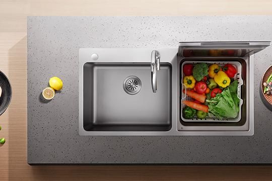同为国产原创,水槽洗碗机能复制集成灶的荣光吗?