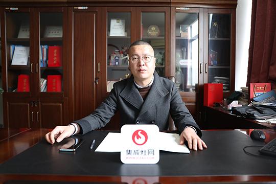 """【再出发 探路未来】奥帅营销总监程瑞鹏:打造专属IP 实现""""今年我zui红"""""""