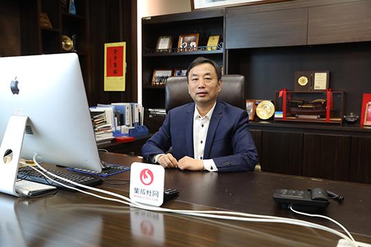 【探路未来●增长】亿田董事长孙伟勇:贯彻双百战略,探索厨电未来!
