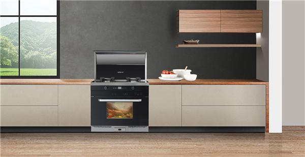 当厨房里有了蒸烤集成灶,那就一起来探索做饭的乐趣吧!