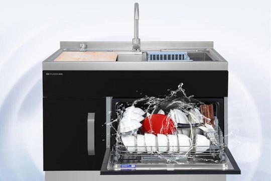 新品来袭|普森A601水槽洗碗机,让洗碗更省心