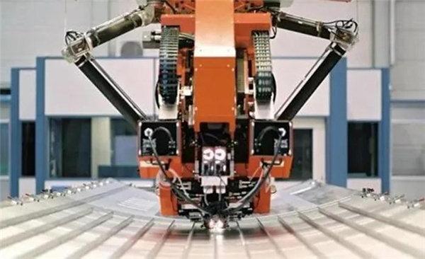 双激光束双侧同步激光焊接