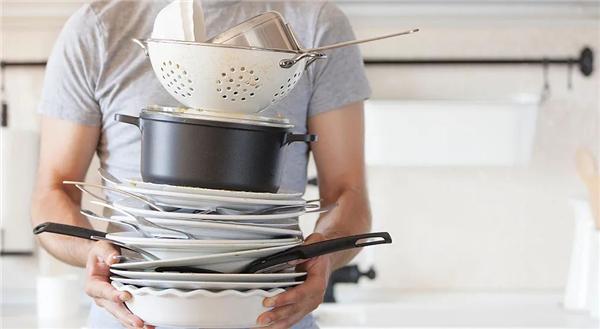 """洗好碗这样做,碗筷更""""脏"""""""