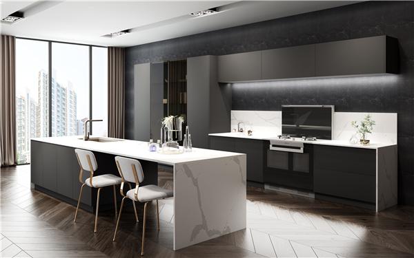 亿田高端定制厨房,一眼就爱上的美学艺术!