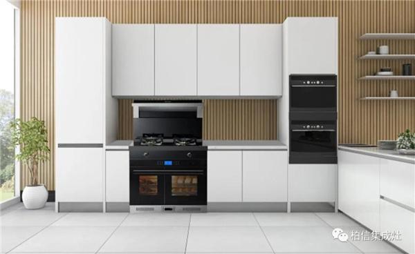 柏信集成灶:你的厨房,装修成自己喜欢的样子了吗?
