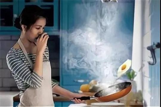 博净分体式集成灶丨如何减少厨房油烟量大的问题?