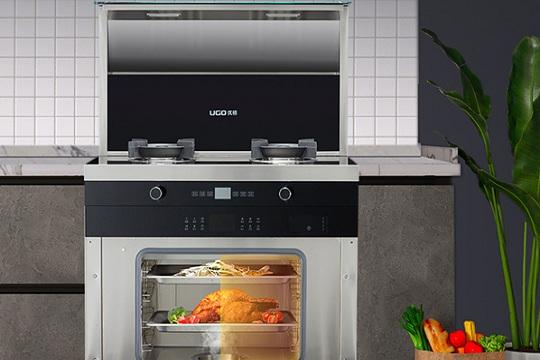 优格集成灶小而全,小厨房的智慧选择