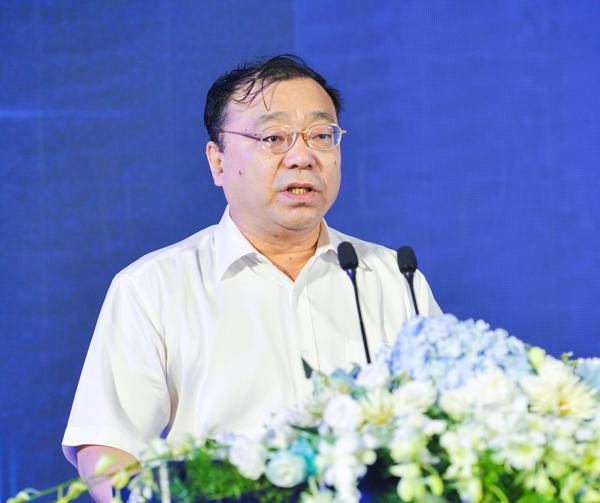 中国五金制品协会理事长张东立