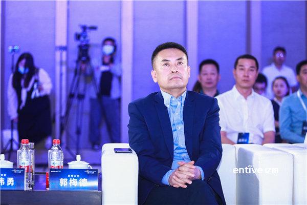 奥维云网总裁郭梅德