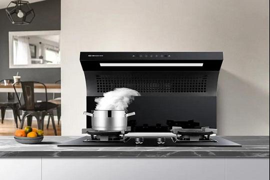 想要厨房温馨,就选博净分体式集成灶