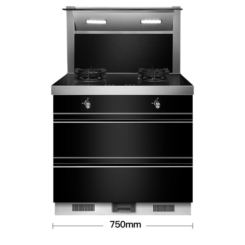 欧尼尔LX6-75自动清洗集成灶