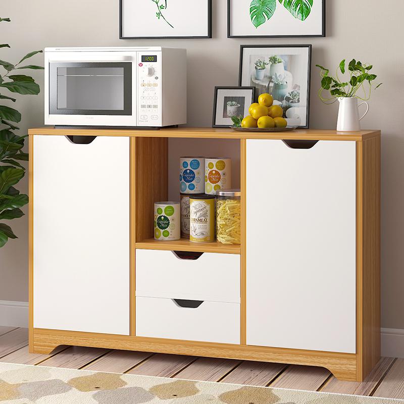 餐边柜现代简约茶水柜碗柜